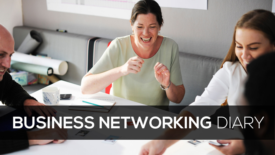 Business Networking Diary event