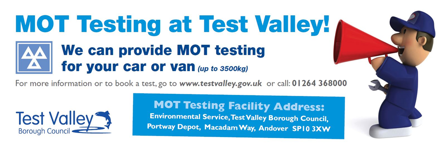 MOTs at Test Valley