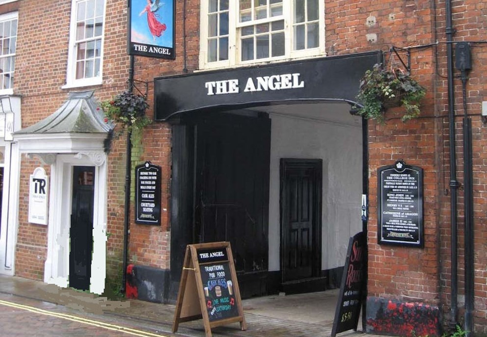Angel Inn Andover