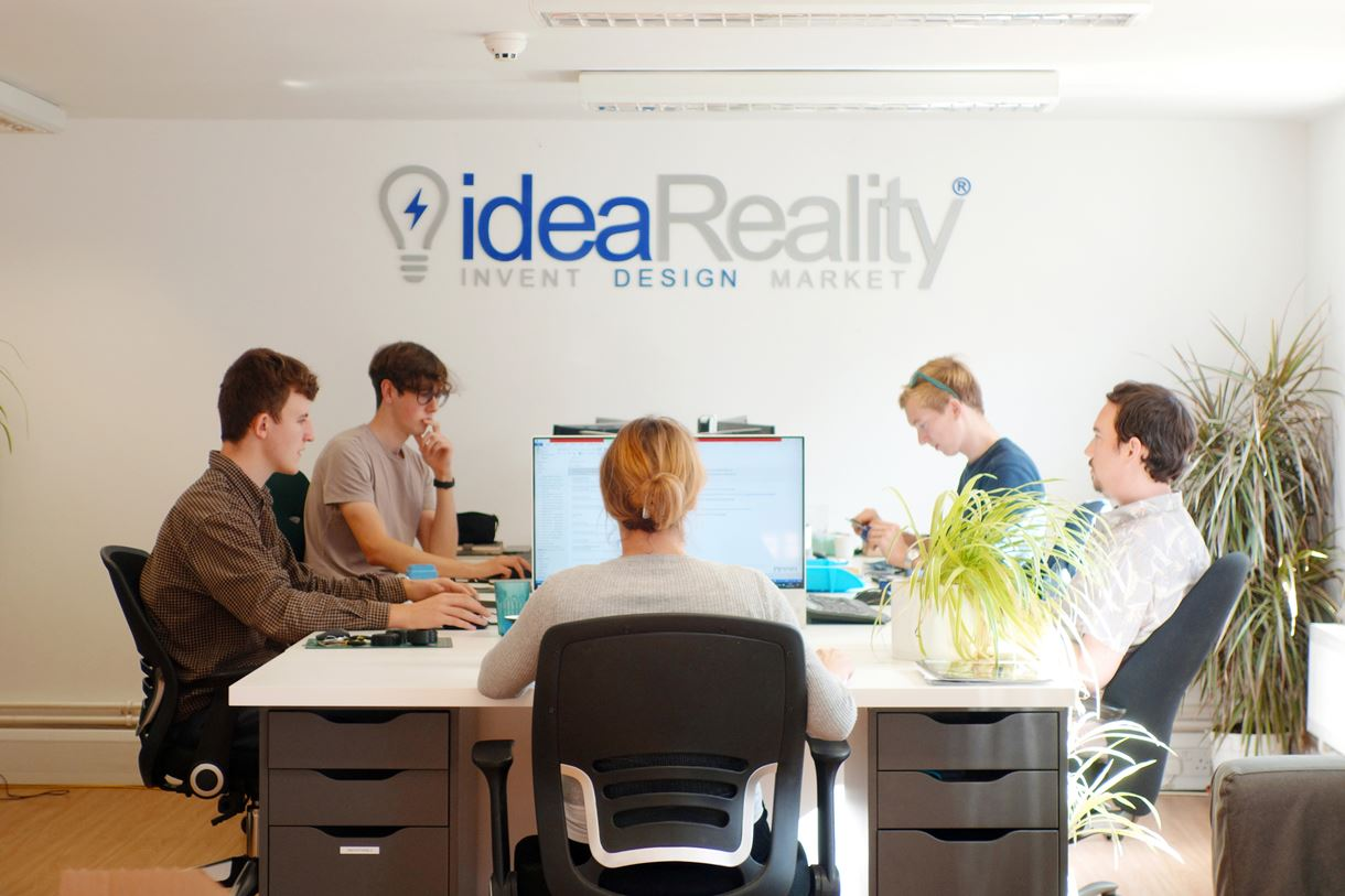 Idea Reality product design team
