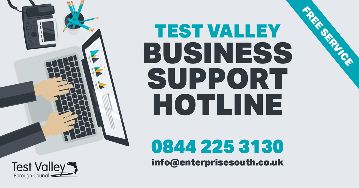 Business support helpline