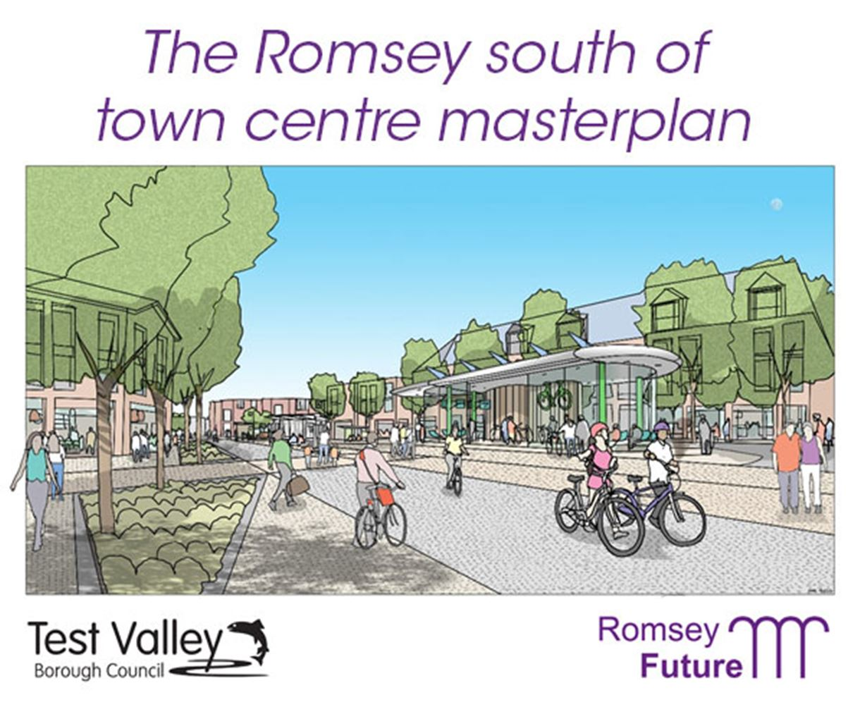 Romsey Future masterplan