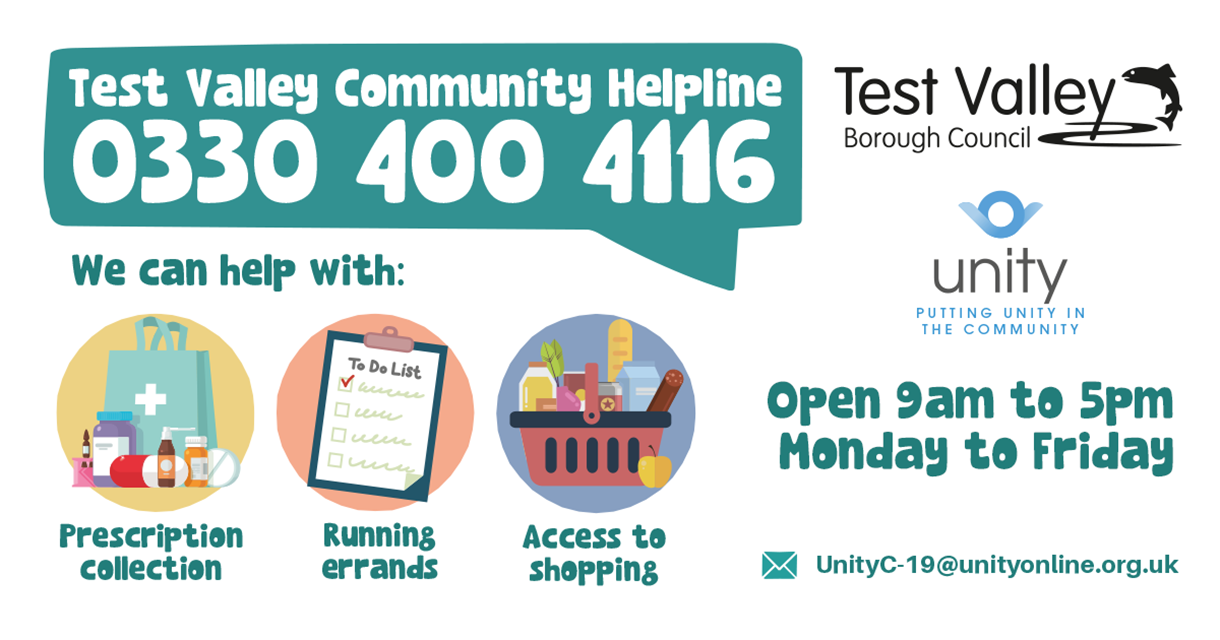 Test Valley Community Helpline