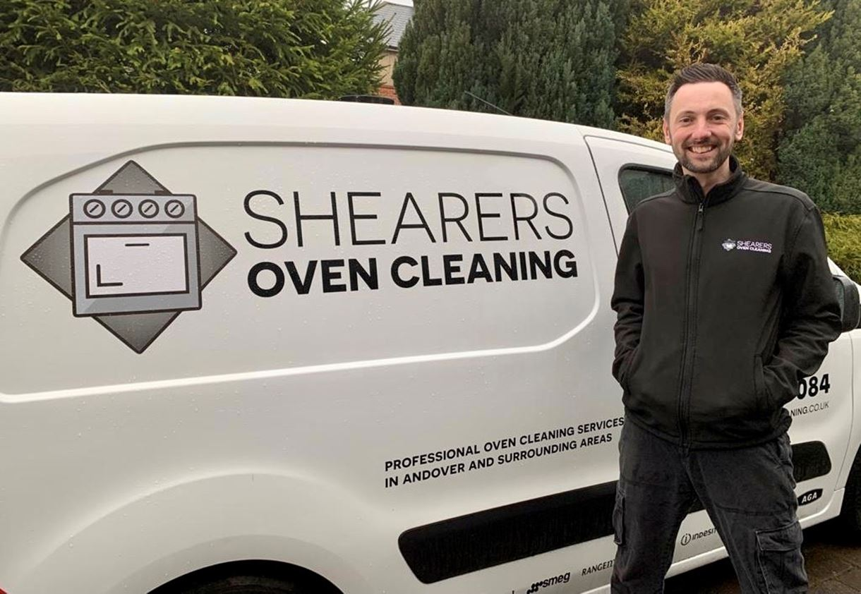 Luke Shearer, Shearers Oven Cleaning
