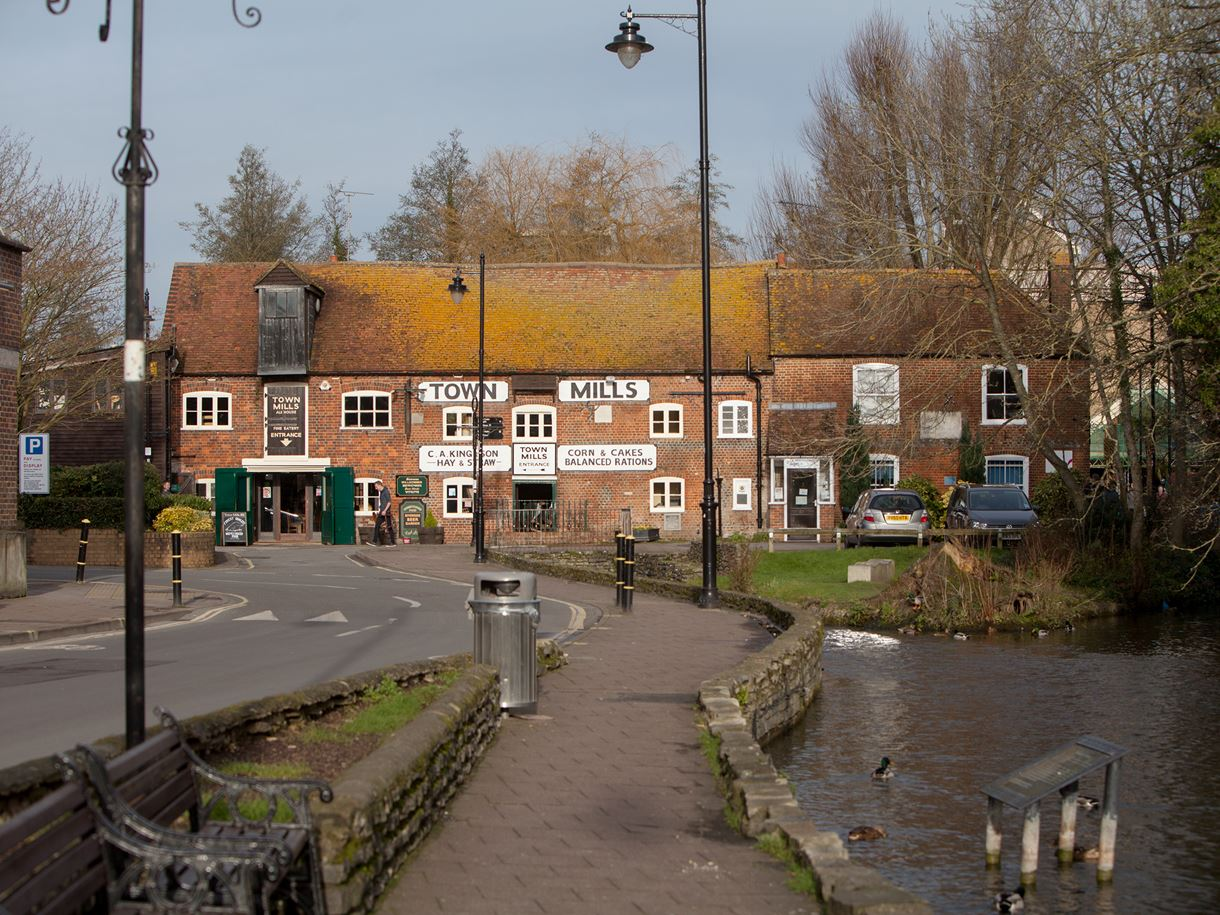 Town Mill Transformation Gets Green Light Test Valley
